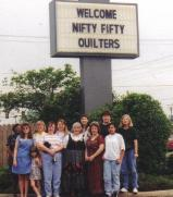 nifty fifty quilters