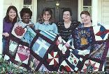 international breast cancer quilt