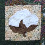 alabama cotton ball quilt block
