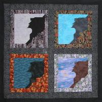 old man in the mountain wall hanging quilt pattern