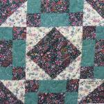 delaware state quilt block
