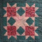 idaho beauty quilt block
