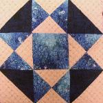 indiana state quilt block
