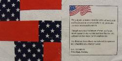 indiana september 11, 2001 quilt block