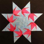 carol doaks new mexico star quilt block