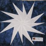 wymoing snowflake quilt block