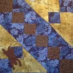revolutionary war slaves quilt block