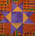 ohio star usa quilt block