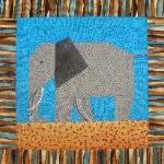kenya africa international quilt block