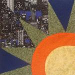 new york quilt block