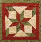west virginia quilt block